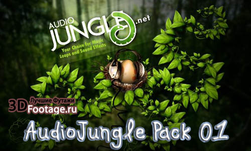 AudioJungle Pack 01 3dfootage