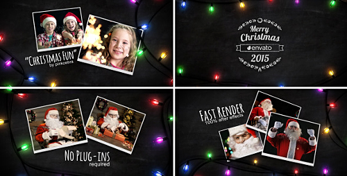 Christmas Light Slideshow Preview