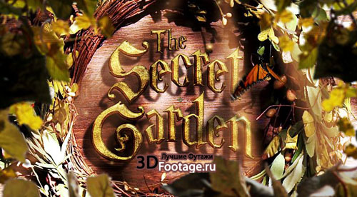 VideoHive-The Secret Garden Photo Gallery