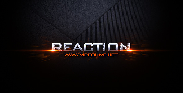 VideoHive - Reaction Reveal