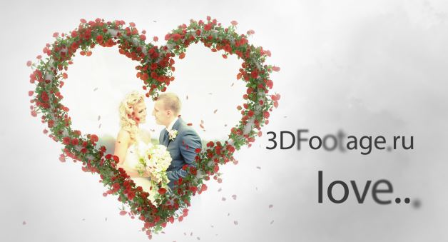 3dfootage my love