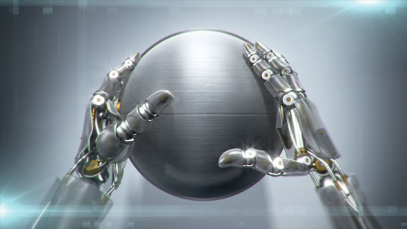 Robotic Hands Preview Image
