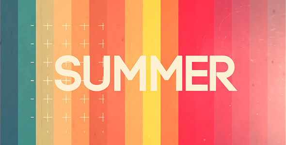VideoHive Summer Intro