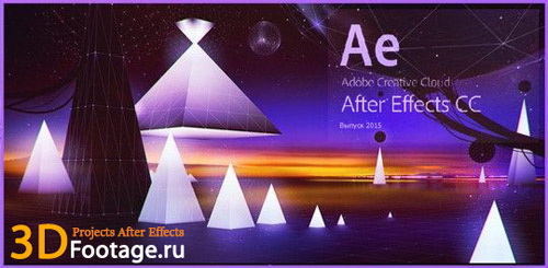 Adobe After Effects CC 2015 3DFootage