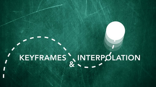 Keyframes Interpolation After Effects Tutorial