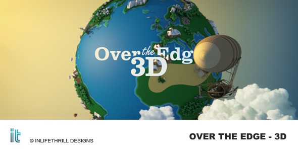 Over The Edge 3D image