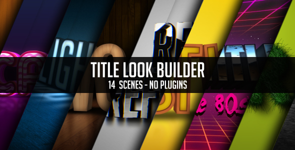 Title Look Builder image