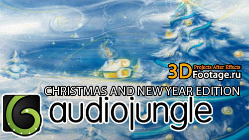 audiojungle christmas