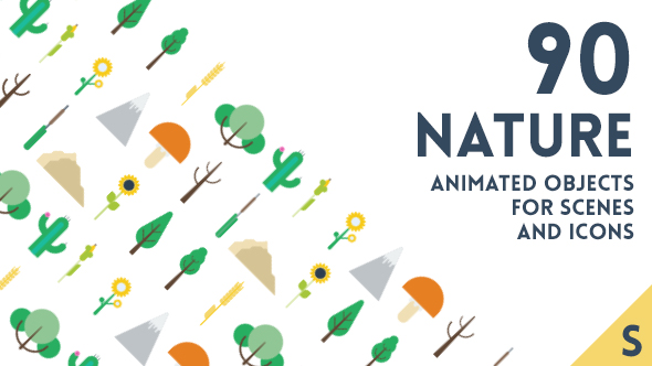 90 Animated Nature Elements image