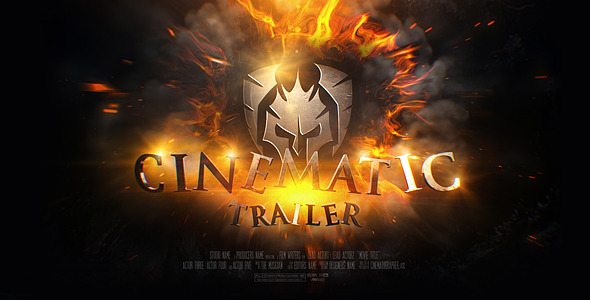 Cinematic Trailer Baner