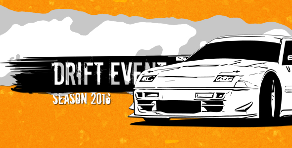Drift show Promo Preview Image