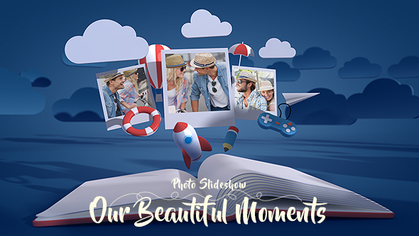 Photo Gallery Slideshow Our Beautiful Moments