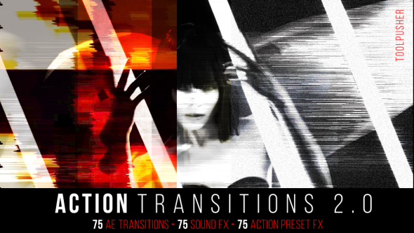 Action Transitions Pack Image