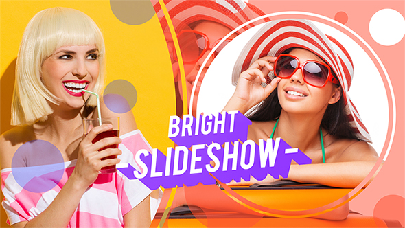 Bright Slideshow