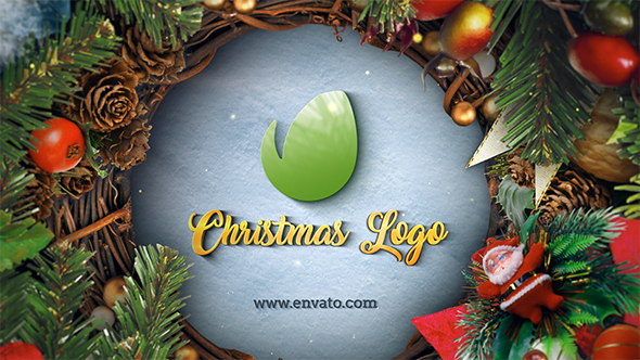 Christmas New Year Logo image