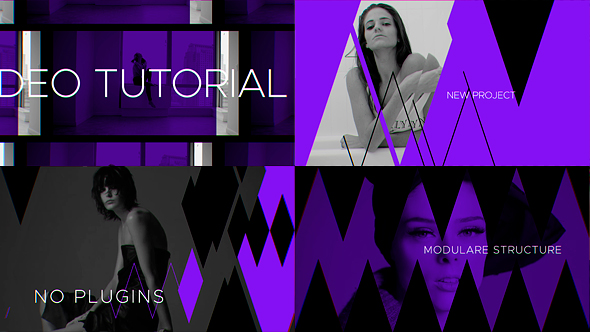 Fashion Broadcast Youtube Package Image