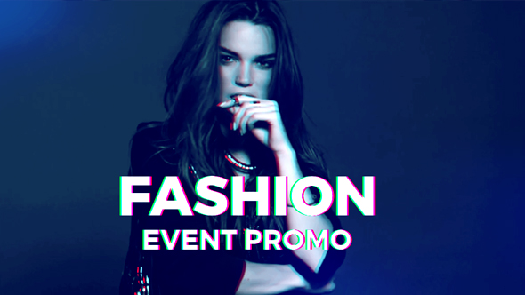 Fashion Event Promo Image