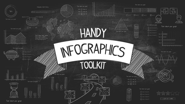 Handy Infographics Toolkit Preview Image