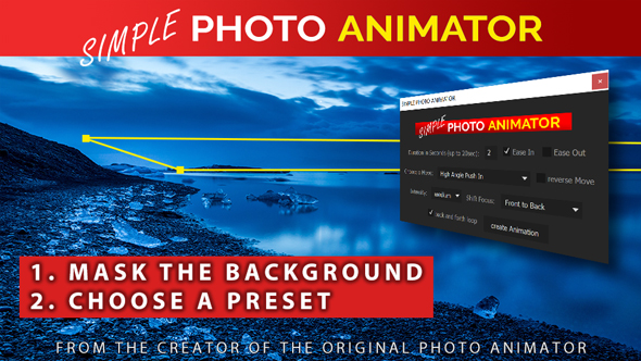 Simple Photo Animator Image