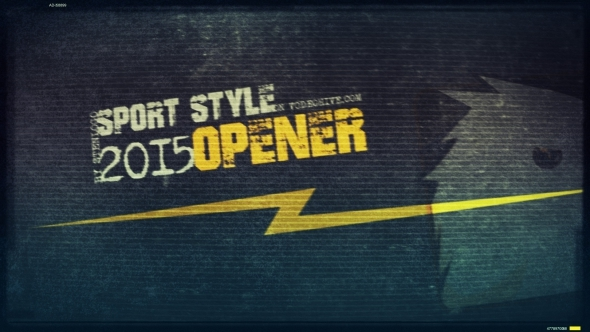 Sport Style Opener Image