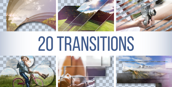 Transitions Pack Image