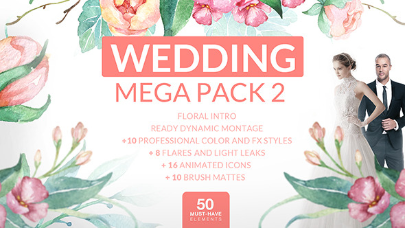 Wedding Mega Pack 2 Image