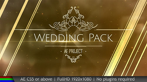 Wedding Pack Image