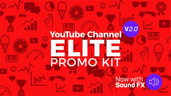 YouTube Elite Promo Kit Image