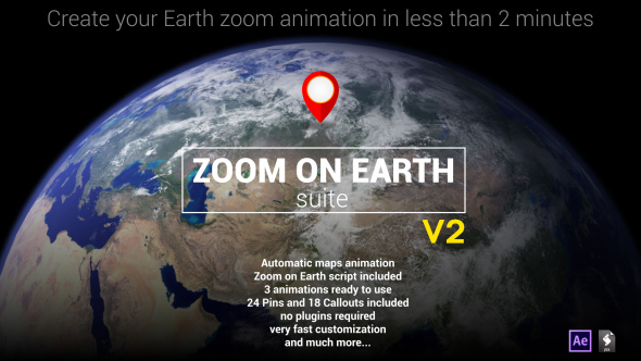 Zoom On Earth Suite Image