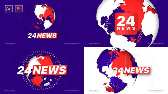 Broadcast 24 News Channel image