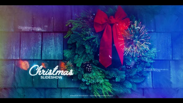 Christmas Slideshow Image Preview